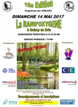 La RAND'OXYGENE / Nordique 15km