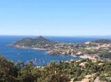 Vacances en marche nordique sur St Raphaël
